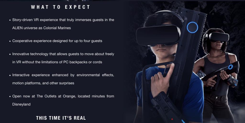 Alien VR