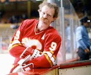 Larry McDonald Calgalry Flames