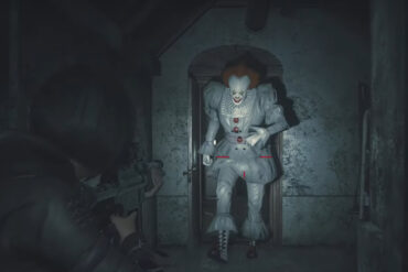 Resident Evil 2 Pennywise