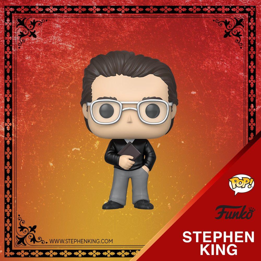 Funko POP Stephen King