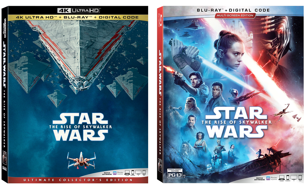 Relive Star Wars The Rise Of Skywalker On Bluray And Digital This March Downright Creepy