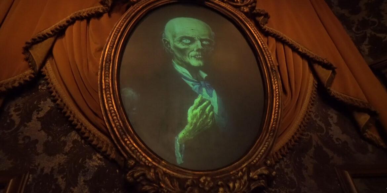 Haunted Mansion Ride