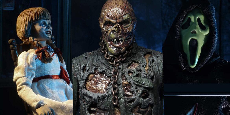 Ghostface, Jason, Annabelle