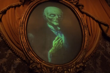 Haunted Mansion Ride