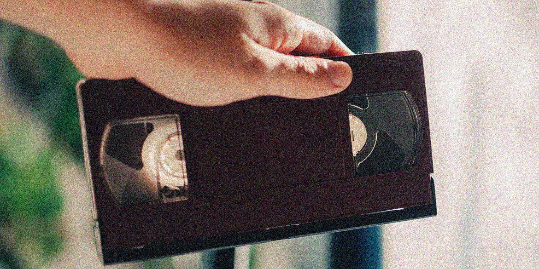 Video Nasty VHS